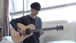 getlinkyoutube.com-(Justin Bieber) Love Yourself -  Sungha Jung