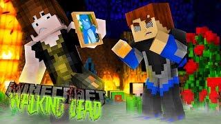 Minecraft THE WALKING DEAD - SCUBA STEVE WANTS TO KILL HIS BEST FRIEND SHARKY!?!