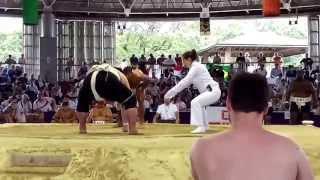 getlinkyoutube.com-Australian team vs Sri Lanka  Sumo World Champs 2015