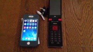 getlinkyoutube.com-【暇人脱獄Blog】mineo simでau版iPhone5sをテザリング親機に!