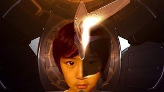getlinkyoutube.com-変身!仮面ライダー鎧武 Henshin! Kamen Rider Gaim