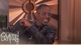 getlinkyoutube.com-Martin Lawrence Is Quite A Character   The Queen Latifah Show