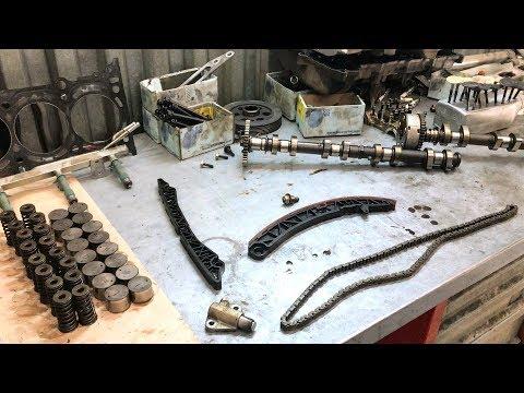 Suzuki Grand Vitara (4 L - Когда менять цепи?