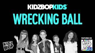 getlinkyoutube.com-KIDZ BOP Kids - Wrecking Ball (KIDZ BOP 25)