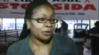 getlinkyoutube.com-La veuve de Kongolu Mobutu parle du sida.