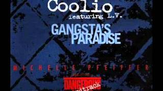 getlinkyoutube.com-Gangsta's Paradise [Instrumental] by Coolio