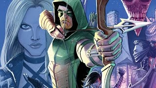 getlinkyoutube.com-The Life and Death of Oliver Queen (DC Rebirth: Green Arrow Rebirth Vol 1)
