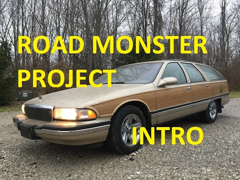 Project Road Monster Introduction