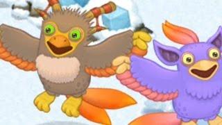 getlinkyoutube.com-How to Breed RARE TWEEDLE Monster 100% Real in My Singing Monsters! [COLD ISLAND]