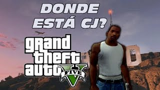 getlinkyoutube.com-GTA V - Cómo Encontrar a CJ (100% Real)