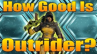getlinkyoutube.com-How Good Is Outrider? (Black Ops 3 Specialist Character)