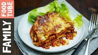 getlinkyoutube.com-Easy Family Lasagne | Jamie Oliver