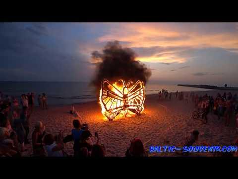 #live Прощание с Фестивалем Песчаной Скульптуры / Festival of Sand Sculpture