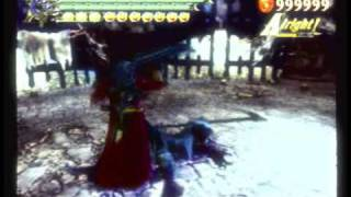 """Devil May Cry 3 - KAIL's Final End Movie """" The Elohim"""" ( 2 )"""