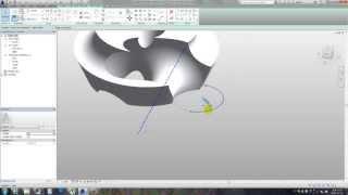 getlinkyoutube.com-Revit Basic Tutorial -conceptual mass - revolve