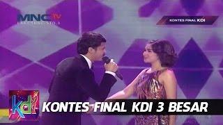 "Bianca Liza - Juan Rahman "" Judul - Judul "" Kontes Final KDI 2015 (1/6)"