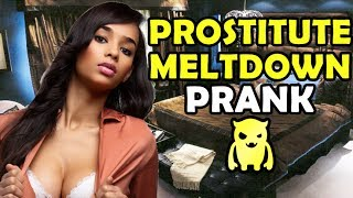 getlinkyoutube.com-Epic Prostitute Meltdown SuperPrank [2M Special]