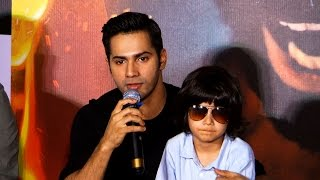 Don\'t compare me with Shahid Kapoor: Varun Dhawan