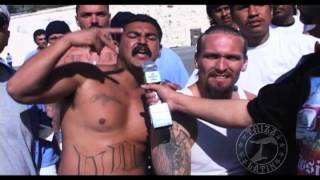 Goldtoes Inside San Quentin Prison - Treal TV Thizz Latin - Round 1 - The Black-N-Brown Report
