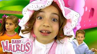 getlinkyoutube.com-Zouzounia feat. Anna Rose & Amanda - Miss Polly Had A Dolly | KARAOKE