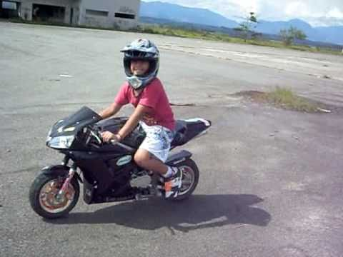 MINI MOTO R1 DO MIGUEL
