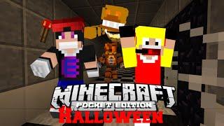 getlinkyoutube.com-Minecraft pe 0.13 Fnaf 4 Halloween Texture Pack!!!