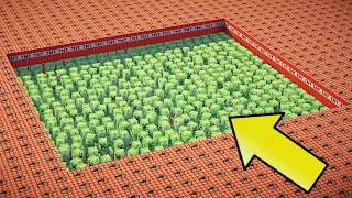 10,000 TNT VS 1000 CREEPERS   Minecraft