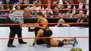 WWE_Lita & Victoria Vs. Trish Stratus & Molly Holly