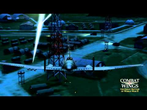 New: Combat Wings: Great Battles of World War 2 HD trailer - PC PS3 X360 Wii