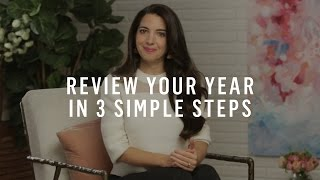 Year In Review: 3 Questions Before Your New Year Resolution