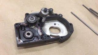 getlinkyoutube.com-How to fix traxxas slipper clutch shaft and mod it to work better