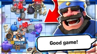 getlinkyoutube.com-MOST UNBEATABLE STRATEGY EVER CREATED! NO ONE CAN BEAT THIS DECK in Clash Royale!