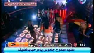 getlinkyoutube.com-رقص صبايا وبنات روعة نار من قناة غنوة 2011
