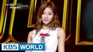getlinkyoutube.com-TWICE (트와이스) - I'm gonna be a star [Music Bank HOT Stage / 2016.06.10]