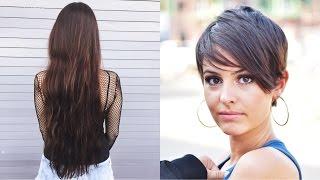 getlinkyoutube.com-I CUT OFF ALL MY HAIR