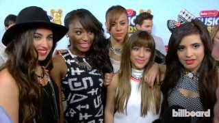 getlinkyoutube.com-Fifth Harmony: Radio Disney Awards Red Carpet (2013)