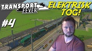 getlinkyoutube.com-ELEKTRISK TOG! - Transport Fever dansk Ep 4