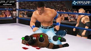 getlinkyoutube.com-WWE SmackDown vs. Raw 2010 - PSP Gameplay 1080p (PPSSPP)