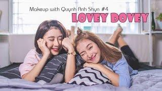 Quynh Anh Shyn - Makeup with QA #4 x Khả Ngân  : LOVEY DOVEY ♥