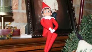 getlinkyoutube.com-Elf on the Shelf Waving Goodbye to my Sons