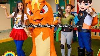 getlinkyoutube.com-Show Infantil de Bajoterra - Chiquilandia Producciones