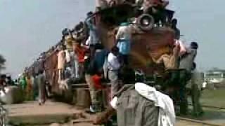 getlinkyoutube.com-091101出発 2009 nepal janakpur railway