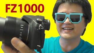 getlinkyoutube.com-Panasonic LUMIX DMC-FZ1000 25-400mm望遠ズーム1インチネオ一眼デジカメのファーストインプレッション