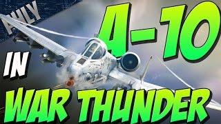getlinkyoutube.com-A-10 IN WAR THUNDER - 30mm AVENGER CANNON (War Thunder Gameplay)