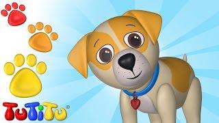 getlinkyoutube.com-TuTiTu Animals | Animal Toys for Children | Dog and Friends