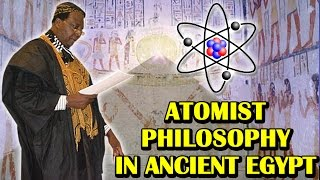 Dr. Théophile Obenga and Atomist Philosophy in Ancient Egypt width=