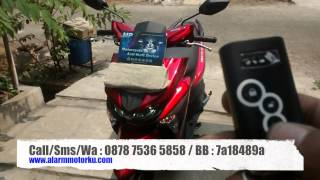 getlinkyoutube.com-ALARM TWO WAY MP DI YAMAHA SOUL GT 125