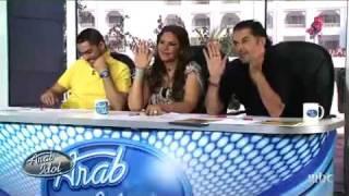 getlinkyoutube.com-مقلب المشترك التونسي حسن خرباش Arab Idol.FLV