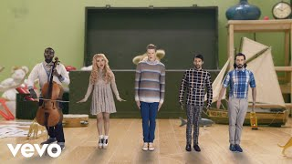 getlinkyoutube.com-[Official Video] Papaoutai – Pentatonix ft. Lindsey Stirling (Stromae Cover)