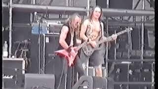 GAMMA RAY live at gods of metal 1998 - Milano (Italy)